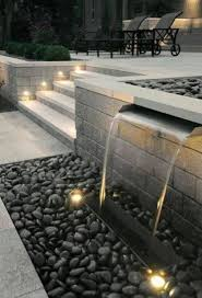 contemporary fountains water feature nobby design ideas 6