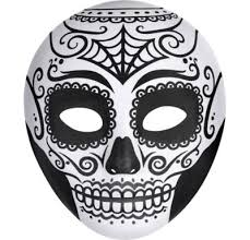 day of the dead mask party city canada