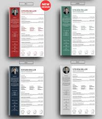 Best Resume Font Combinations by 50 Professional Resume U0026 Cv Templates