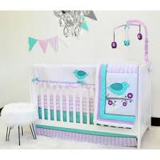 Purple And Aqua Crib Bedding Purple Nursery Bedding From Buy Buy Baby