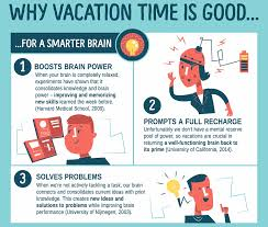 12 reasons why your brain needs a vacation daily mail