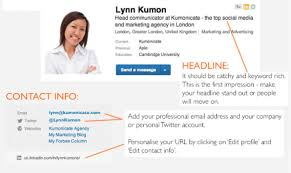6 steps to building a killer linkedin profile infographic