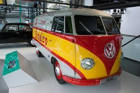 volkswagen bulli 1950 besuch der autostadt turbosition