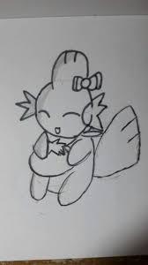 sakura traditional art pokemon mystery dungeon amino