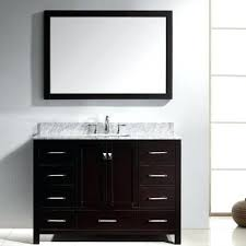 48 in bathroom vanity vanity cabinet bathroom vanity cabinet only