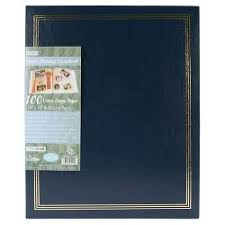 photo album magnetic pages magnetic faux leather black photo album 20 pages target