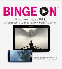 binge on video streaming without using your 4g lte data t mobile