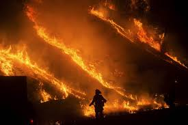 Wildfire California 2016 by News U2013 Math Of My Life