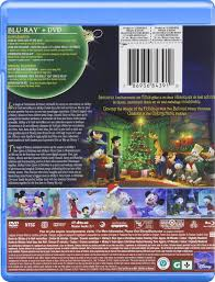 mickey u0027s once upon a christmas blu ray canada