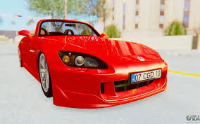 nissan s2000 s2000 for gta san andreas