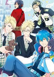 anime dramatical murder ver yaoi 2