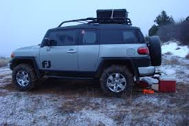 Off Road Tire Chains Snow Chains For Fj Toyota Fj Cruiser Forum