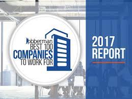 jobberman best 100 companies to work for in nigeria 2016 jobberman