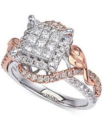 engagement and wedding rings womens engagement and wedding rings macy s