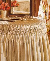 297 best table skirts covers and cloths images on pinterest