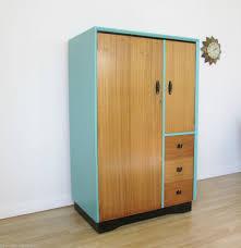 50s Bedroom Furniture by Beautility 1950 U0027s Tall Boy Wardrobe Hall Coat Cupboard Retro