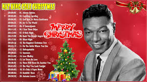 nat king cole christmas album nat king cole greatest hits christmas best christmas songs of