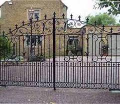 ornamental iron gates mild steel gates and black iron gates