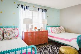 Small Bedroom For Two Toddlers A Shared Bedroom For A Brother And Sister Hgtv