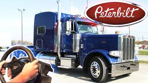 kenworth truck engines peterbilt 389 american trucking v8 750hp engine to the max