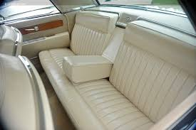 1964 Lincoln Continental Interior Automotive History Fourth Generation Lincoln Continentals Used In