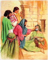 Was Bartimaeus Born Blind Healed A Man Born Blind
