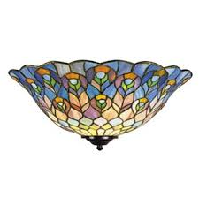 Stained Glass Wall Sconce Glass Sconces You Ll Wayfair