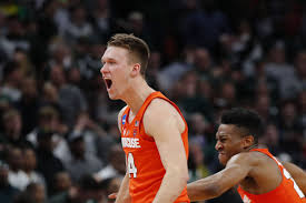 Seeking Bayer Syracuse Basketball Braedon Bayer Seeking Grad Transfer
