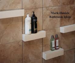 ideas for tiling bathrooms the 25 best shower shelves ideas on tiled bathrooms