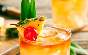 mai tai cocktail drinks farry coffee grill bar
