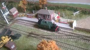Garden Railway Layouts Oo Model Rail Shelf Layout