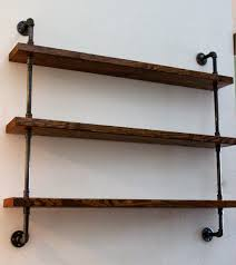 Rustic Home Decor For Sale Wood Shelving Unit Wall Shelf Industrial Shelves Rustic Home