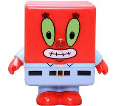 spongebob squarepants mr krabs 3 inch vinyl toys