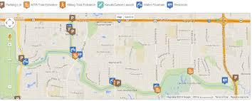 Buffalo Bayou Park Map Terry Hershey Park Map It U0027s Not Hou It U0027s Me Houston Lifestyle