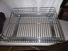 lynk chrome pull out cabinet drawers coyote 26 inch roll out ice chest storage drawer cpoc ebay
