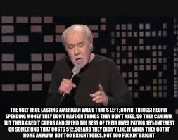 George Carlin Meme - merry christmas folks george carlin memes facebook