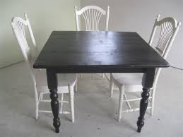 Square Kitchen Tables by Hand Made Small Square Dining Table For Kitchen Or Dining Room By