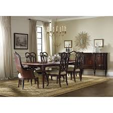 hooker furniture 5272 75501 grand palais host chair in dark wood