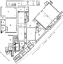 Clue Movie House Floor Plan History Of Tv Studios In London
