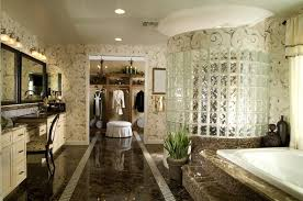 Sweet Ideas  Walk In Closet With Bathroom Combination Design - Bathroom with walk in closet designs