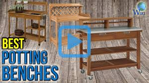 top 10 potting benches of 2017 video review
