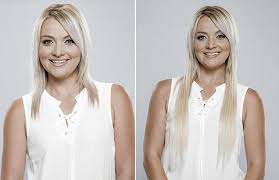 clip in hair extensions before and after clip in hair extensions before after erabella