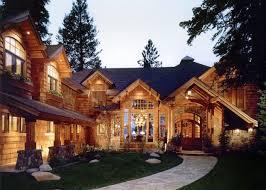 interior classy image of log cabin homes interior dining room