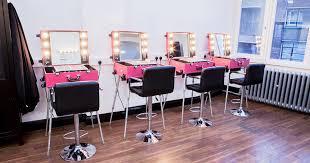 london makeup school rent a mirror salon space for rent the london makeup school