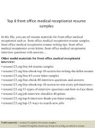 Medical Secretary Resume Samples by Ubc Resume Help