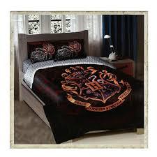 Brothers Bedding Hogwarts Crest Twin Full Size Comforter Bedding Set Wbshop Com