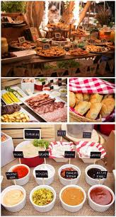backyard bbq party menu ideas more wonderful backyard bbq pit