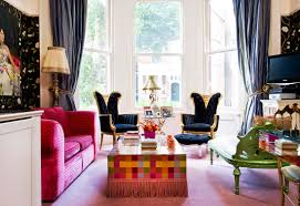 bohemian living room home design ideas and pictures