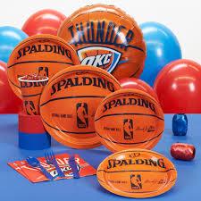 Okc Thunder Home Decor Oklahoma City Thunder Birthday Birthdays Pinterest