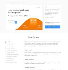 Average House Square Footage by Set The Right Price Thumbtack Pro Center